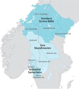 Ungt Entreprenörskap i Nordens Gröna Bälte