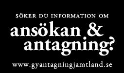Söker du information om ansökan och antagning