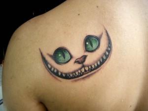 tatueringar alice i underlandet